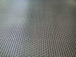 black Trampoline Fabrics
