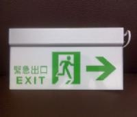 LED emergency direction lighting